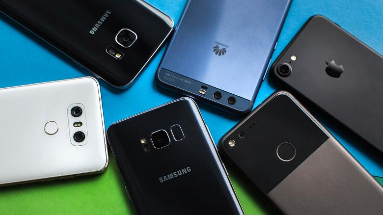 Samsung отрывается от Huawei, а Xiaomi почти догнала Apple. Статистика рынка смартфонов за август