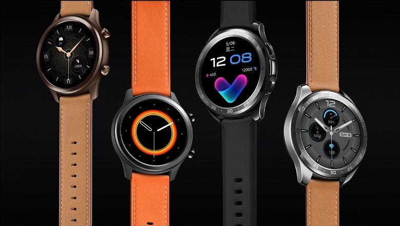 Сталь и керамика дешевле 200 долларов. Представлены умные часы Vivo Watch