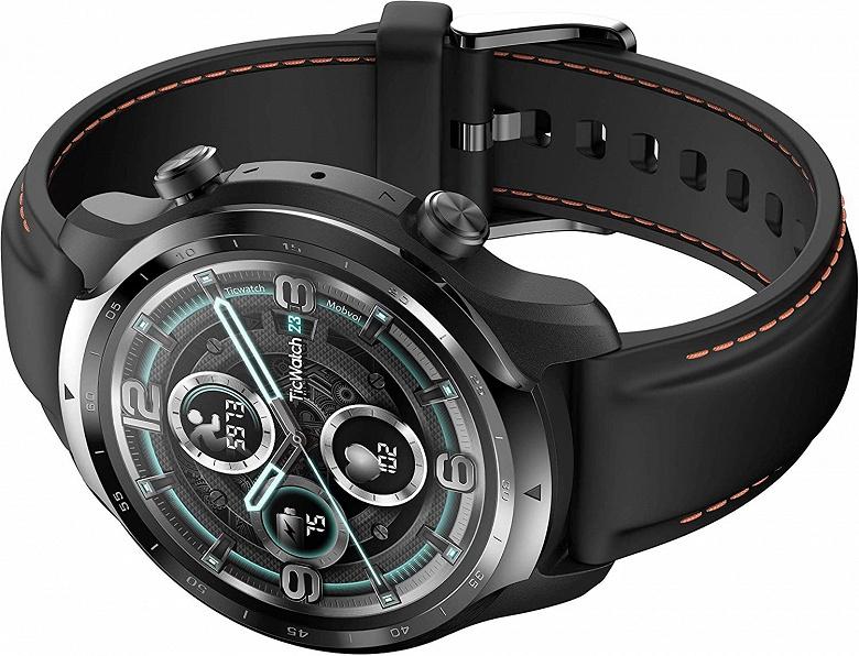 Первые умные часы на основе Snapdragon Wear 4100 доступны для заказа