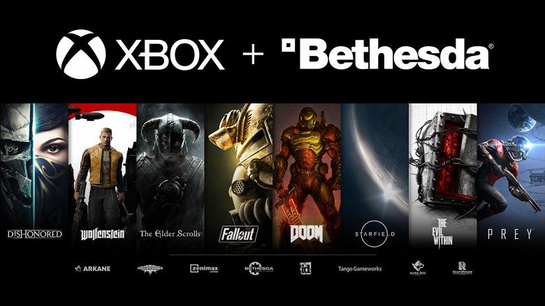 Microsoft не собирается лишать PlayStation множества топовых игр. Прояснилась ситуация с покупкой Bethesda