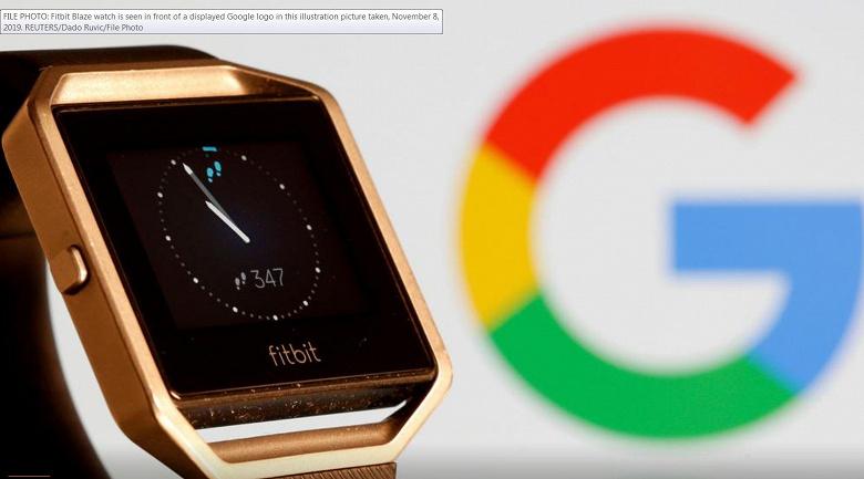 Компания Google готова пойти на дополнительные уступки, чтобы Евросоюз одобрил сделку с Fitbit