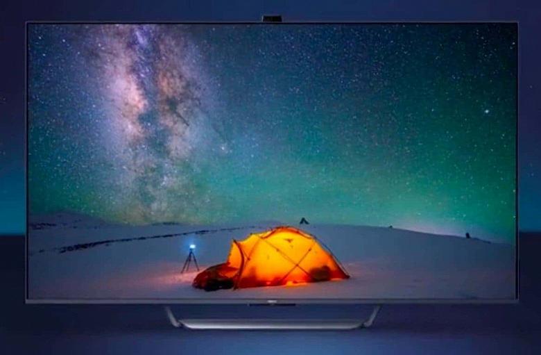 Так выглядит первый телевизор Oppo с выдвижной 4K-камерой. Первые изображения