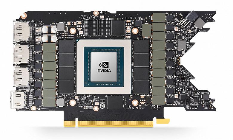 «Голые» референсные GeForce RTX 3080 и RTX 3090 на печатных платах нормальной формы