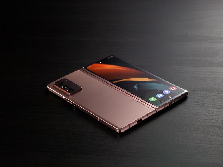 Почти идеальный гибкий смартфон Samsung. Представлен Galaxy Z Fold2