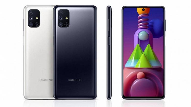Потенциальный хит Samsung Galaxy M51 с гигантским аккумулятором выходит 10 сентября