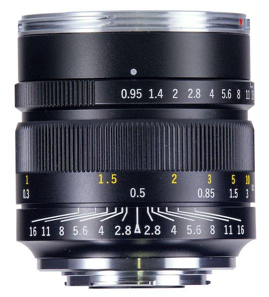 Представлен объектив Mitakon Speedmaster 17mm f/0.95 для камер системы Micro Four Thirds