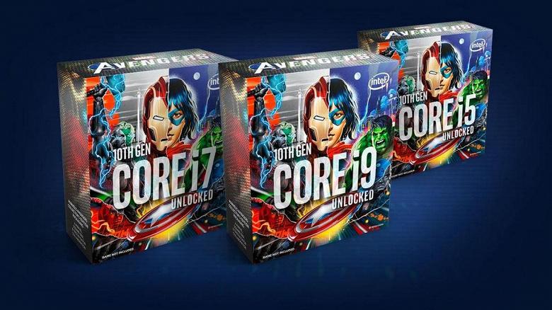 Пока AMD готовится выпустить новые процессоры, Intel обещает лучшую имитацию воды в игре Marvel's Avengers