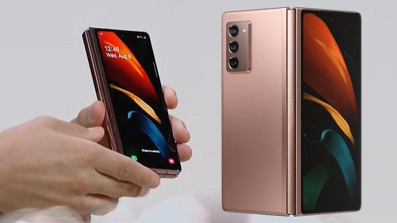 Samsung, это победа. Samsung Galaxy Z Fold2 сметают с прилавков несмотря на цену