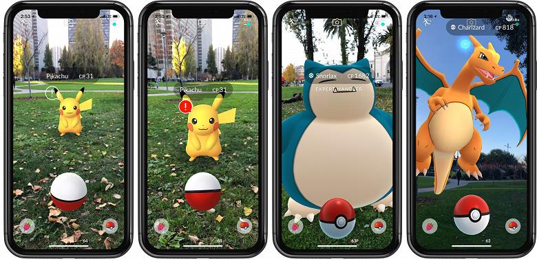 Мегапопулярная игра Pokemon GO прощается с популярными моделями iPhone