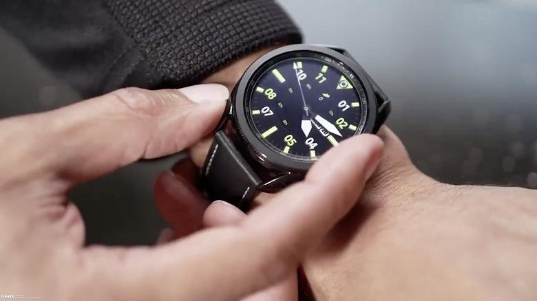 Умные часы Samsung Galaxy Watch 3 смогут работать дольше и лучше