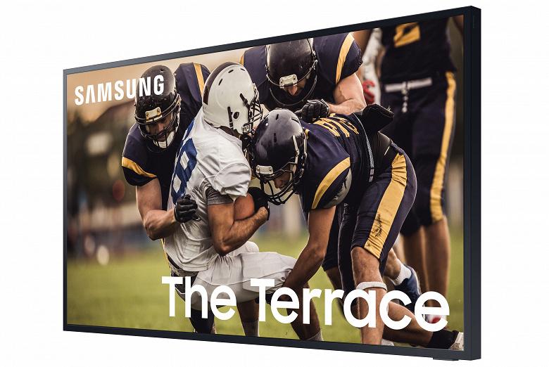 Первый защищенный телевизор Samsung с IP55 вышел в Европе