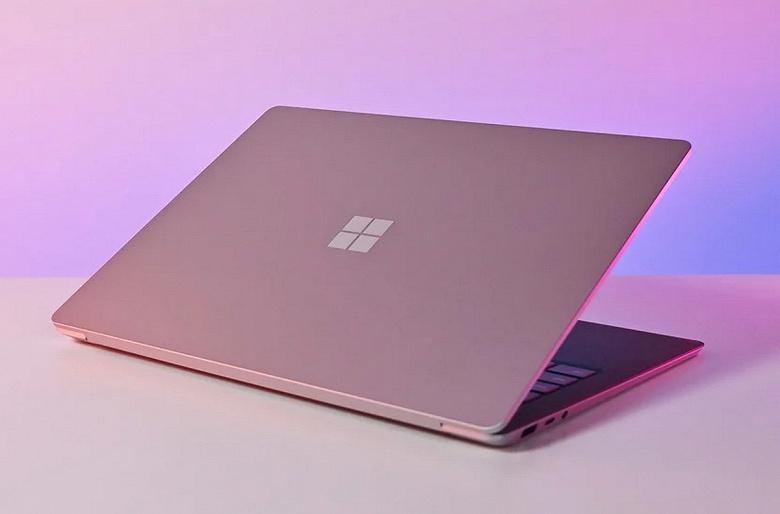 Microsoft предложит «премиальный» ноутбук за 500-600 долларов, но есть вопрос к объёму накопителя