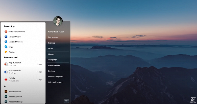 Дизайнер показал Windows 7 2020 Edition