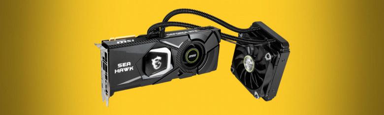 Новые видеокарты Nvidia для поклонников MSI и Corsair. MSI готовит GeForce RTX 3080 и RTX 3090 с охладителями Corsair