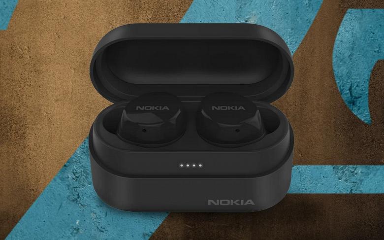 Защищённые наушники Nokia Power Earbuds Lite работают до 35 часов без подзарядки