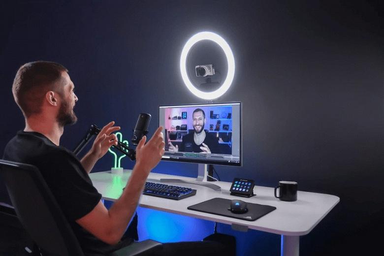 Светильник Elgato Ring Light позволяет создать «домашнюю студию профессионального уровня»