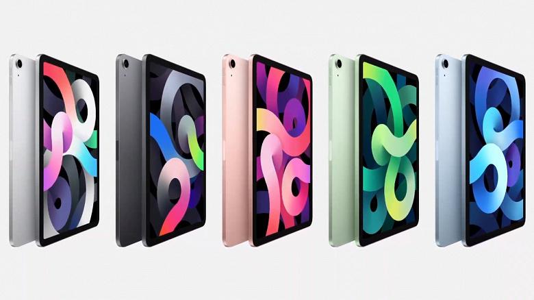 Результаты iPad поражают. Apple продала более 500 млн iPad за 10 лет
