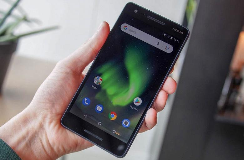 Старенькую Nokia 2.1 наконец обновили до Android 10 (Go Edition)