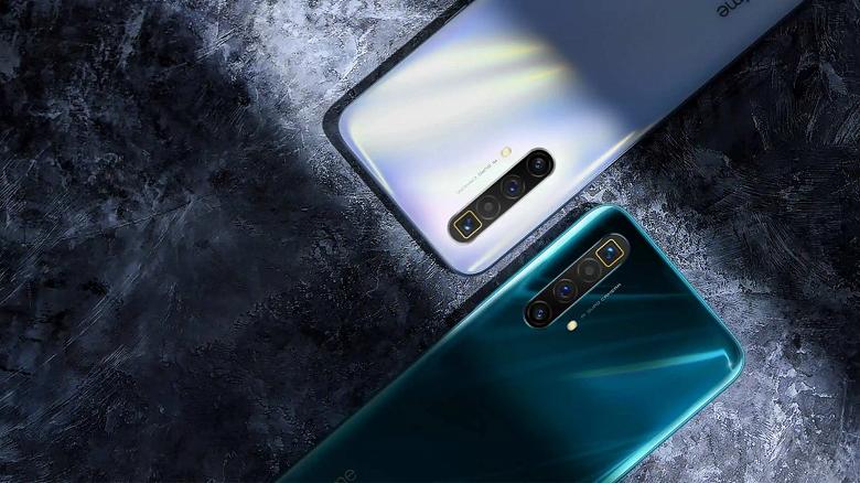 Realme обрушила цены на смартфоны, наушники и часы в России