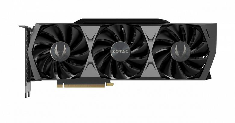 Пять лет гарантии на GeForce RTX 3000. Zotac расширила базовую гарантию до трёх лет, а дополнительная составляет два года