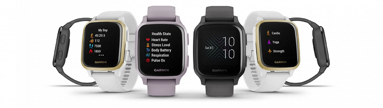 Garmin представила конкурента Apple Watch SE