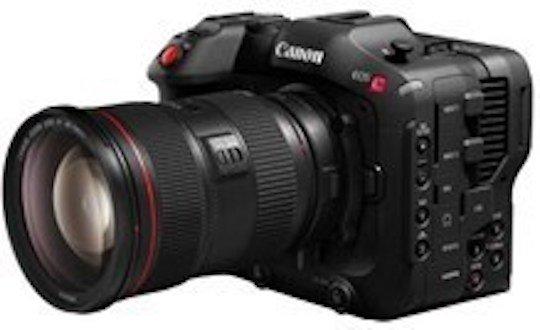 Появилась информация о видеокамере Canon EOS C70, оснащенной креплением RF
