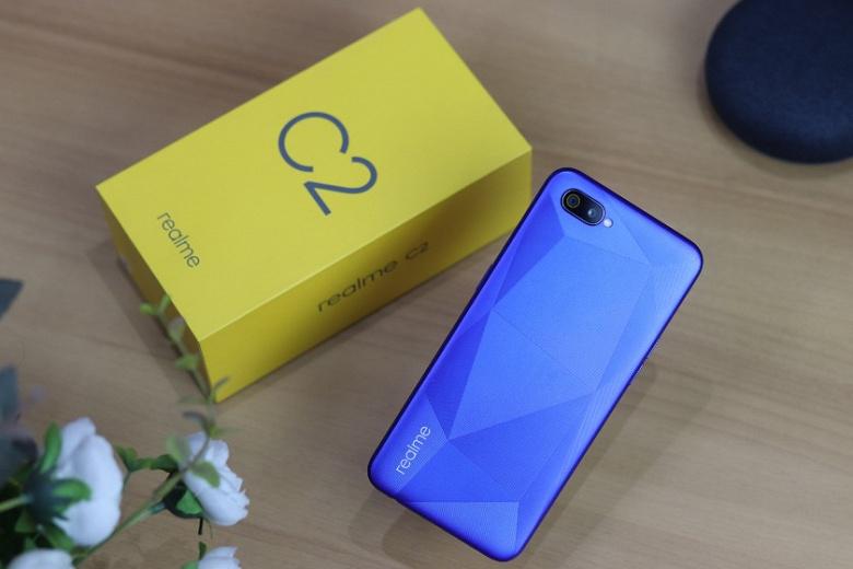 Пользователям ультрабюджетного Realme C2 рано отчаиваться. Обновление Android 10 прибудет со дня на день