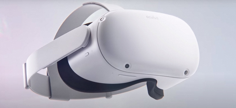 VR в массы. Представлена лучшая и очень доступная VR-гарнитура Oculus Quest 2