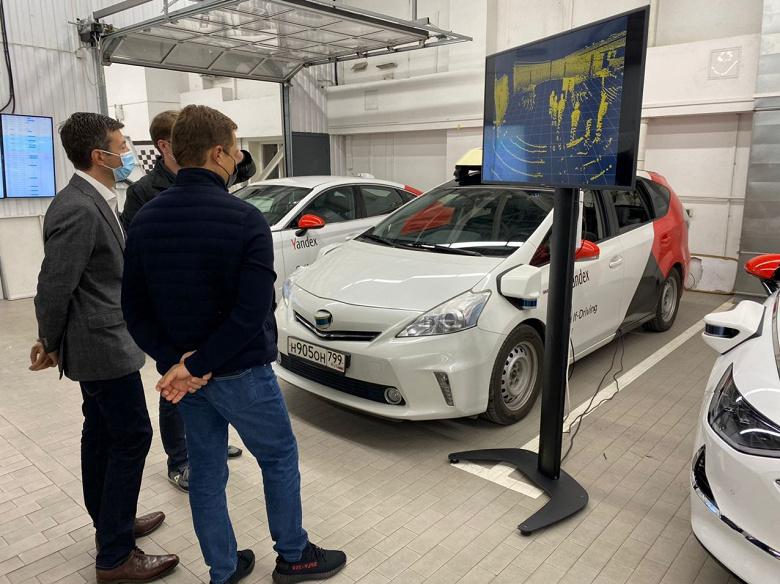 В Москве скоро запустят беспилотный трамвай