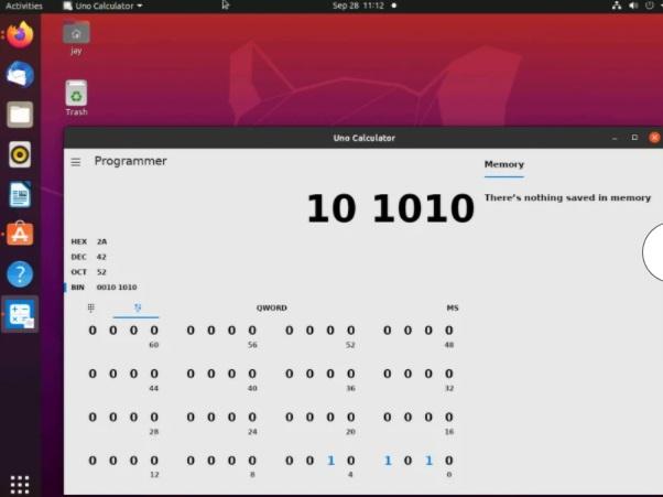 Калькулятор Windows 10 перенесли в Linux