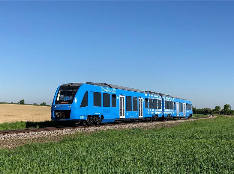 Нидерланды начнут использовать водородные поезда. Тестовые испытания прошли успешно