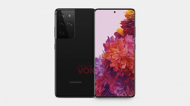 Так выглядит Galaxy S21 Ultra. Новый флагман Samsung на качественных рендерах