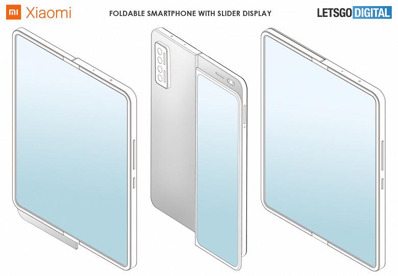 Xiaomi Mi Mix 4 может оказаться гибким складным слайдером