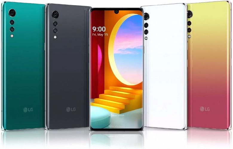 LG уходит из премиального сегмента смартфонов