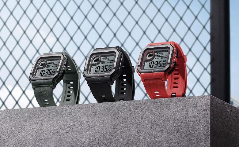 Производитель Xiaomi Mi Band привёз в Россию ретро-часы Amazfit