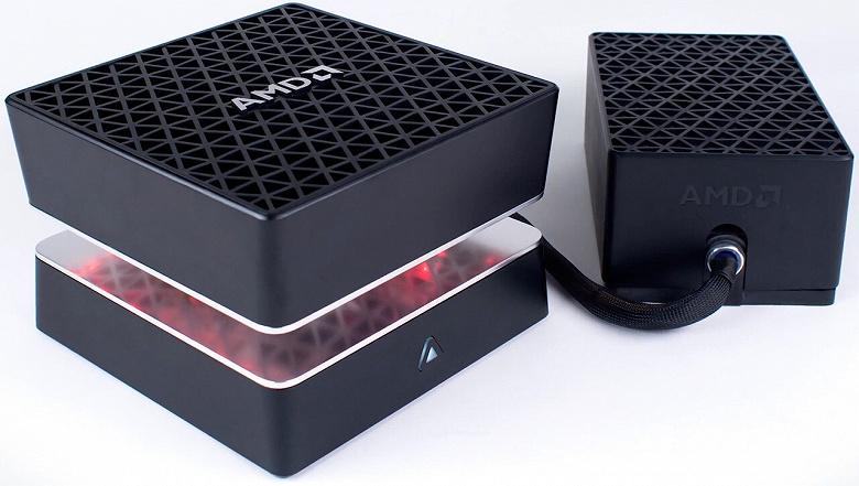 Компания AMD не забыла о мини-ПК Project Quantum