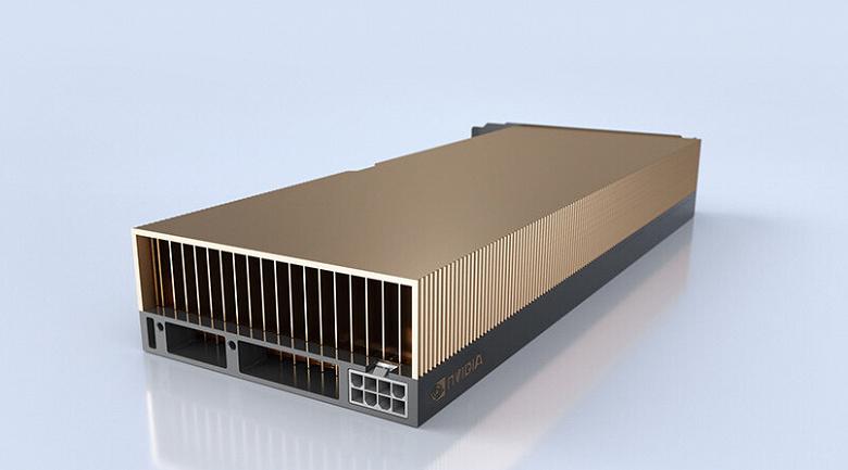 Представлена профессиональная видеокарта Nvidia RTX A6000 (Ampere)
