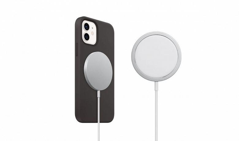 Новейшая зарядка Apple MagSafe — это просто обычное зарядное устройство стандарта Qi