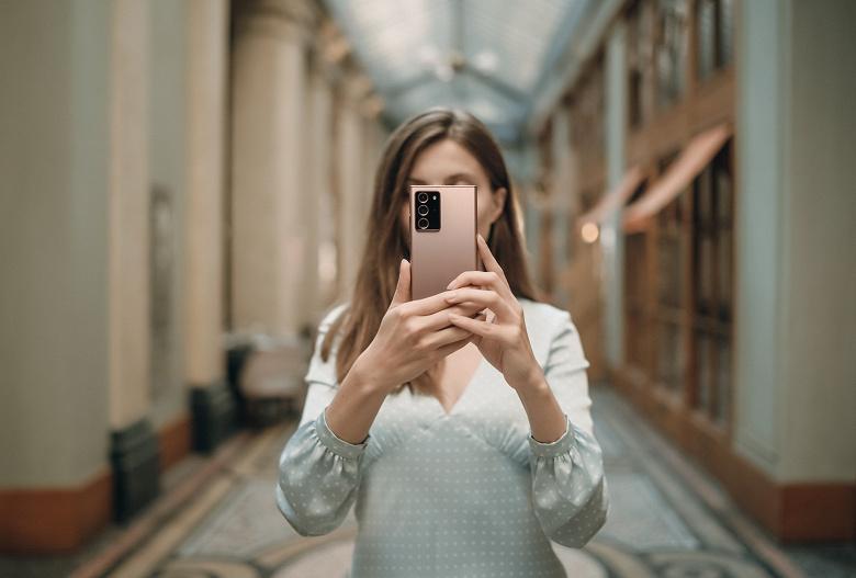 Samsung Galaxy Note20 Ultra в рейтинге DxOMark уступил флагманам Xiaomi, Vivo, Honor, Huawei и Oppo