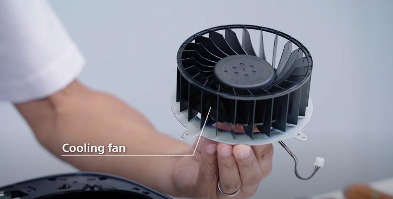 Sony будет выпускать обновления для вентилятора PlayStation 5