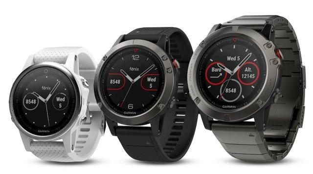 Умные часы Garmin Fenix 5 на Amazon распродаются по рекордно низким ценам