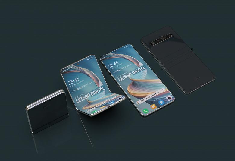 Первый гибкий экран без складки. Качественные изображения нового смартфона Oppo
