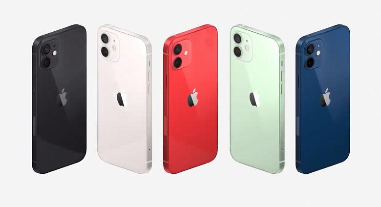 Apple впервые возглавила российский рынок смартфонов