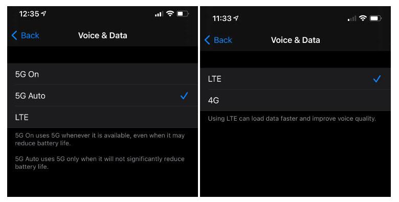Главная функция iPhone 12 работает не у всех. Клиентам Google Fi сеть 5G недоступна