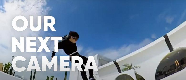 Insta360 дразнит новой карманной камерой. Первый трейлер