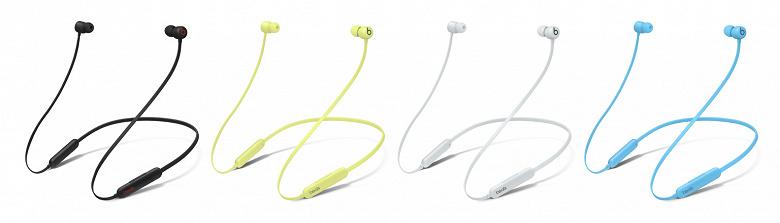 Beats представила Bluetooth-наушники Flex за $50