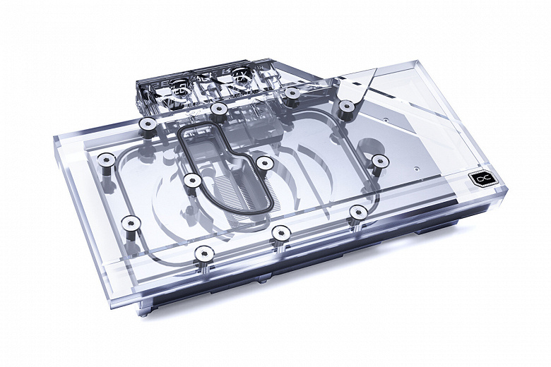 Начат прием предварительных заказов на водоблоки Alphacool Eisblock Aurora Plexi GPX-N RTX 3080 FE