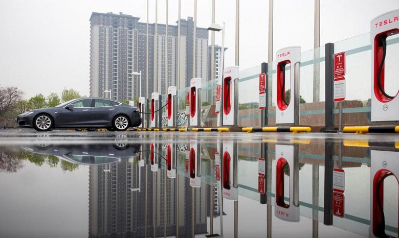 В Китае на автомобили на «новой энергии» придется 20% продаж в 2025 году, 50% — в 2035 году