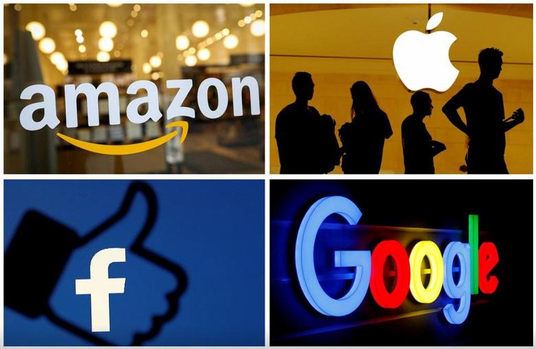 В США собираются призвать к разделению крупных технологических компаний