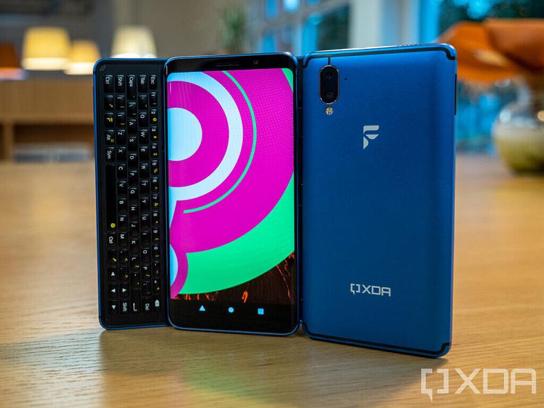 Любители покопаться в прошивках Android создали смартфон для любителей покопаться в прошивках по цене iPhone
